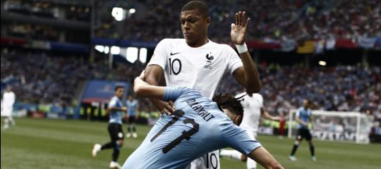 Mondiali: Francia e Belgio volano in semifinale. Fuori Uruguay e Brasile