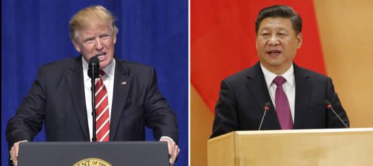 La guerra dei dazi tra Usa e Cina è ufficialmente cominciata