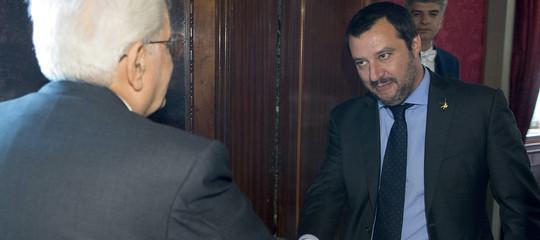 Mattarella riceverà Salvini lunedì, ma non si parlerà di decisioni dei magistrati