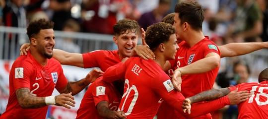 Mondiali: Inghilterra in semifinale, Svezia battuta 2-0