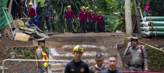 Thailandia: finestra di 3-4 giorni per salvare i ragazzi, poi rischio-piogge