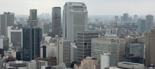 Giappone: sisma di magnitudo 5.9 scuote Tokyo, no allarme tsunami