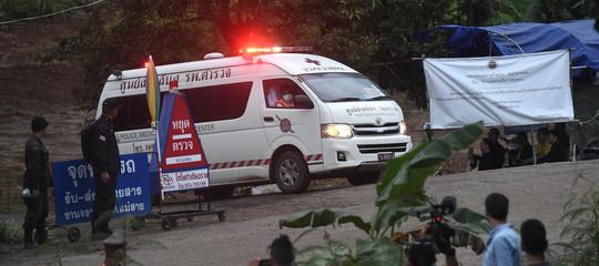 Thailandia: le operazioni di soccorso non sono ancora riprese a causa del meteo
