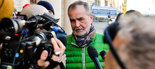"""Fondi Lega,Calderoli:""""Hoverificato, quei soldi non sono spariti"""""""