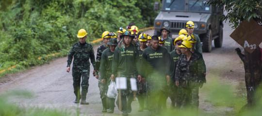 Thailandia, riprese le operazioni di salvataggio