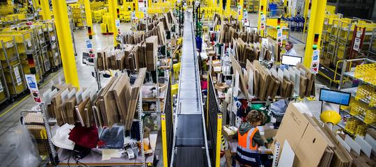 Amazoncreerà altri 1.700 posti di lavoro in Italia nel 2018