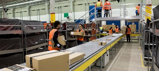 Nel 2018Amazoncreerà 1.700 nuovi posti di lavoro in Italia. Chi può candidarsi e dove