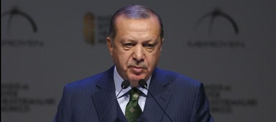 Dopo le ultime 'purghe',Erdogangiura e accentra tutto il potere su di sé