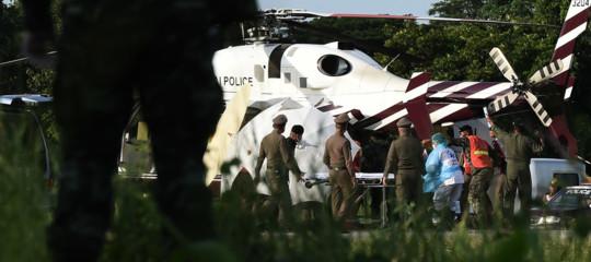 Thailandia: concluse per oggi le operazioni di salvataggio, gli ultimi 4 ragazzi domani