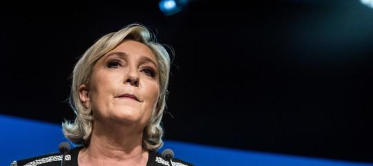Anche Marine Le Pen ha un problema di fondi sequestrati