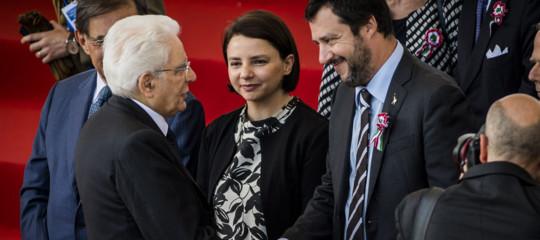 Cosa si sono dettiMattarellae Salvini
