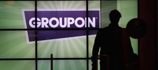 groupon in vendita