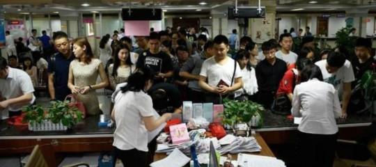 divorzi cina gaokaoesame studenti