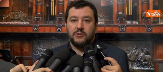 Salvini: aInnsbruckporterò la linea della fermezza
