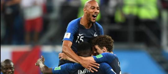 La Francia supera l'ostacolo Belgio: è la prima finalista