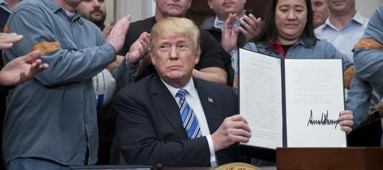 Dazi: Cina protesta, tariffe Usa inaccettabili, siamo scioccati