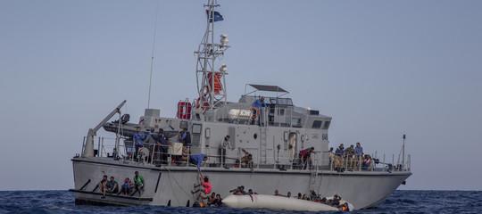 guardia costiera libica vos thalassa