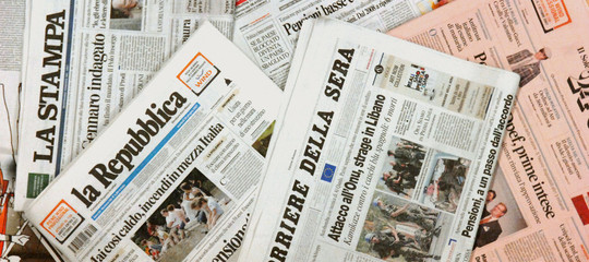 Agcom: la crisi dei giornali mette a rischio valore strategico dell'informazione