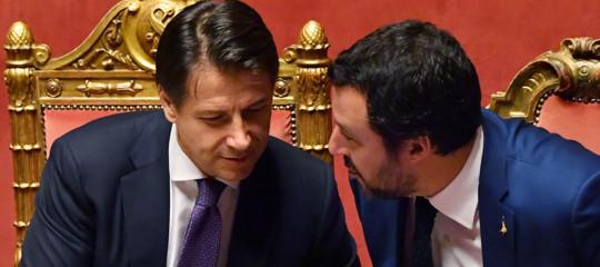 Governo: Salvini, con Conte linea comune su migranti