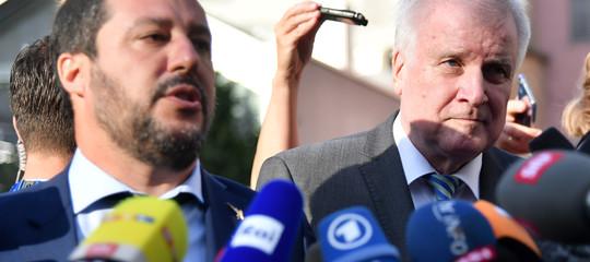 Il nuovo asse tra Italia e Germania sulla protezione delle frontiere