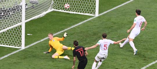 Mondiali: 2-1 all'Inghilterra, Croazia in finale con la Francia
