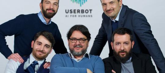 Userbotchiude un round di investimento da 500 mila euro