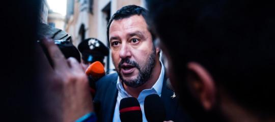 """Salvini rilancia i voucher, """"Meglio del lavoro nero"""""""