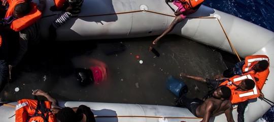 """Msf: """"600 morti nel Mediterraneo da quando sono stati chiusi i porti alle Ong"""""""