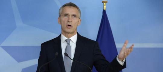 Nato: Stoltenberg, alleati impegnati a raggiungere 2% spese Difesa