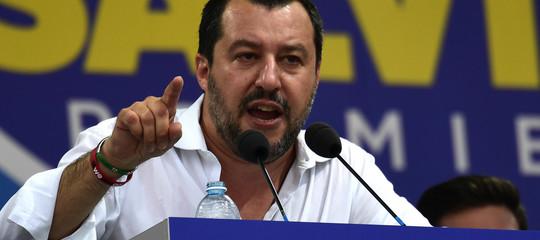 Taglio dei vitalizi: Salvini, ora i senatori, chi vuol fare ricorso si vergogni