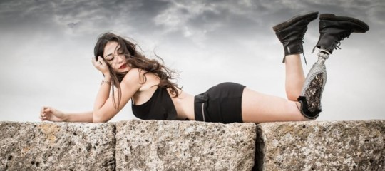Chi è ChiaraBordi, laragazza con la protesi alla gamba che vuole Miss Italia