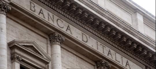 Bankitalia rivede al ribasso stime crescita, +1,3% quest'anno e +1% nel 2019