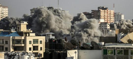 M.O.: attacco israeliano a Gaza, morti due adolescenti