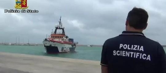 Migranti, sindaco Pozzallo: pronti ad accogliere i 266 della nave Gdf
