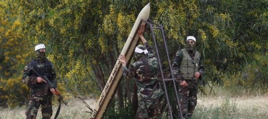 Hamas annuncia un accordo per il cessate il fuoco con Israele