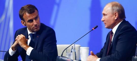 Mondiali:Putinallo stadio per la finale con oltre 10 leader stranieri (ci sarà anche Salvini)