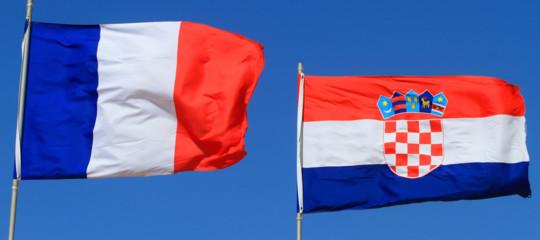 Otto cose da sapere prima di guardare Francia-Croazia(e decidere con chi stare)