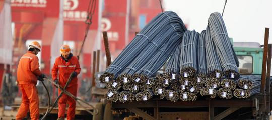 Perché la guerra dei dazi tra Cina e Usapenalizzeràl'acciaio made in Italy