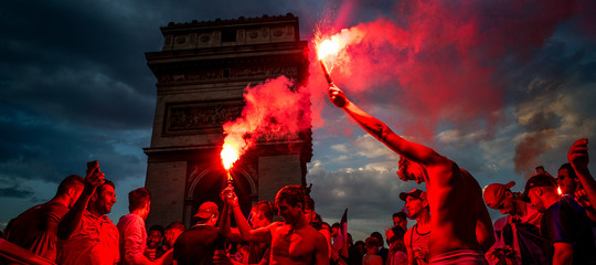 Mondiali: un morto e un ferito grave nei festeggiamenti in Francia