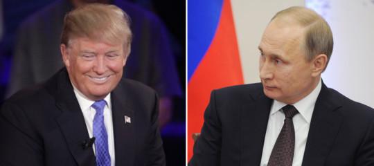Trump: l'incontro con Putin è stato un inizio molto buono