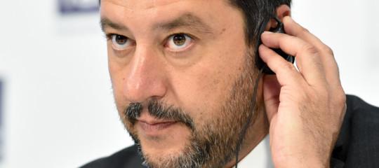 Salvini accusa l'Ue: se non riconosce sicuri i porti libici fa il gioco degli scafisti