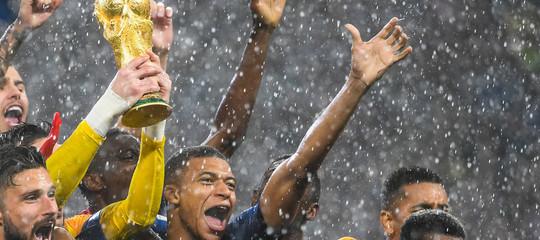 Mondiali: ai giocatori della nazionale francese laLegion d'onore