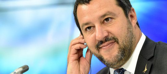 """Salvini non esclude il veto dell'Italia sulle sanzioni alla Russia: """"Ci costano 7 milioni al giorno"""""""