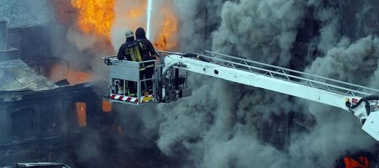 Incendi in Svezia: l'Italia invia due Canadair