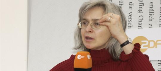 """Politkovskaja: Corte Strasburgo condanna la Russia, """"non ha cercato i mandanti"""""""