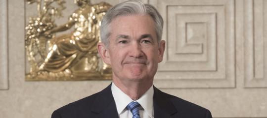 Fed:avanti con rialzo tassi nonostante i rischi dazi