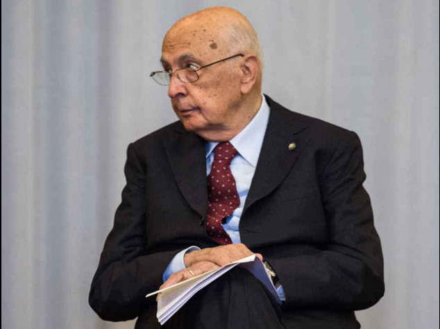 Stallo Consulta, ira di Napolitano Vertice di due ore Berlusconi-Renzi