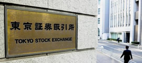 Borsa Tokyo: chiude in rialzo 0,43% dopo Fed