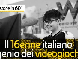 """Storie in 60"""":Il genio italiano dei videogame"""