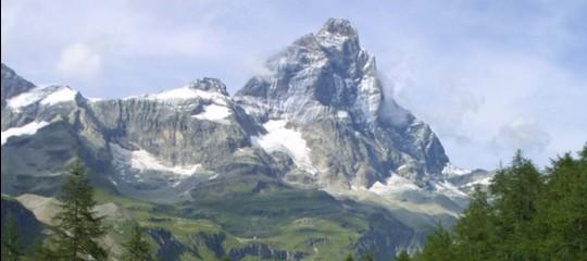 Montagna: incidente sul Cervino, morti due alpinisti